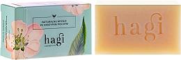 Perfumería y cosmética Jabón natural artesanal con extracto de cola de caballo - Hagi Soap