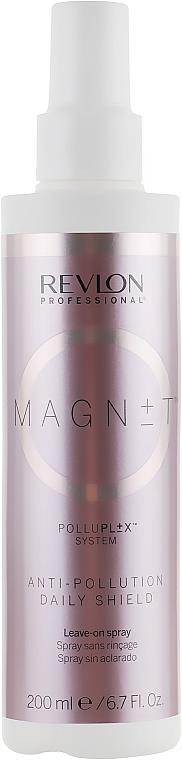Spray para cabello antipolución con protección UV sin aclarado - Revlon Professional Magnet Anti-Pollution Daily Shield