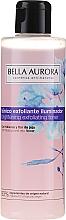 Perfumería y cosmética Tónico exfoliante iluminador con hibiscus y flor de jeju - Bella Aurora Brightening Exfoliating Toner