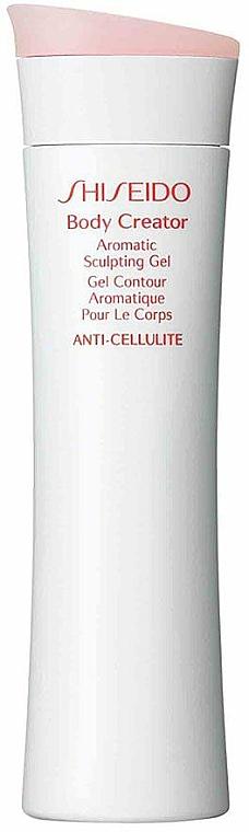 Gel corporal anticelulítico con extractos de especias y pomelo - Shiseido Body Creator Aromatic Sculpting Gel  — imagen N1