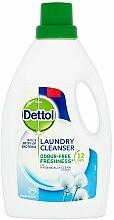 Perfumería y cosmética Detergente antibacteriano - Dettol Laundry Cleanser Fresh Cotton