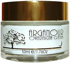 Perfumería y cosmética Crema facial antiedad de noche con aceite de argán y karité - Arganour Anti-Aging Night Cream