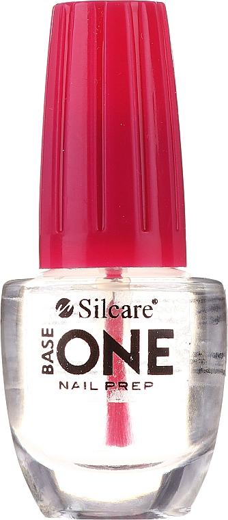 Prebase de uñas sin ácido - Silcare Base One Nail Prep