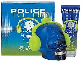 Perfumería y cosmética Police To Be Mr Beat - Set (eau de toilette/75ml + gel de ducha/100ml)
