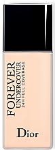 Perfumería y cosmética Base de maquillaje ultrafluido de cobertura total y alta pigmentación - Dior Forever Undercover 24H Full Coverage Foundation