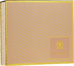 Perfumería y cosmética Trussardi Delicate Rose - Set (eau de toilette/30ml + loción corporal/2x30ml)