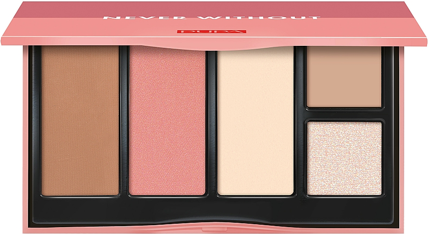 Paleta de maquillaje - Pupa Never Without Palette