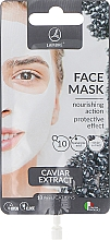 Perfumería y cosmética Mascarilla facial nutritiva con extracto de caviar - Lambre Caviar Extract Face Mask