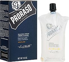 Perfumería y cosmética Crema de afeitar con cítricos y menta - Proraso Shaving Cream Azur Lime