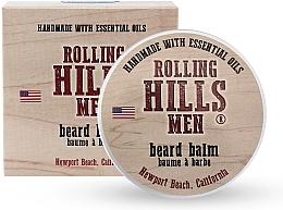 Perfumería y cosmética Bálsamo para barba artesanal con aceites esenciales - Rolling Hills Men Beard Balm