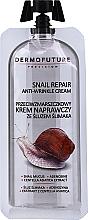Perfumería y cosmética Crema facial antiedad con extracto de centella asiática y baba de caracol - DermoFuture Snail Repair Anti-Wrinkle Cream