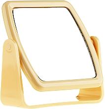 Perfumería y cosmética Espejo cosmético, 85727, amarillo - Top Choice Beauty Collection Mirror