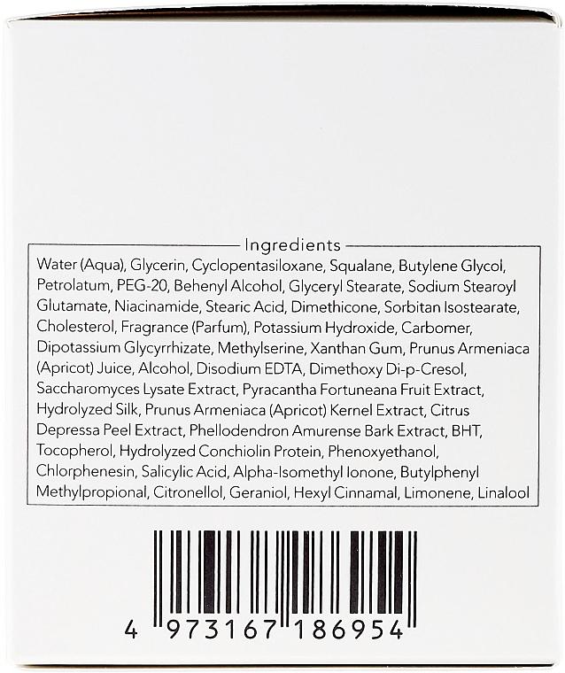 Crema facial con niacinamidas - Kanebo Sensai Cellular Performance Lifting Cream — imagen N3