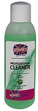 Perfumería y cosmética Desengrasante de uñas con aroma a aloe vera - Ronney Professional Nail Cleaner Aloe