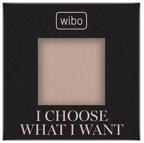 Bronceador facial en polvo compacto - Wibo Bronzer I Choose What I Want