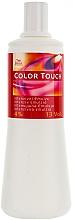 Perfumería y cosmética Emulsión para tinte de cabello intensiva 4% - Wella Professionals Color Touch Emulsion 4%