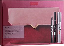 Perfumería y cosmética Set (máscara/9ml + delineador/1.5ml + neceser) - Pupa Vamp! Vamp! Stylo Liner
