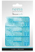 Perfumería y cosmética Pegatinas decorativas para uñas, 3693 - Neess