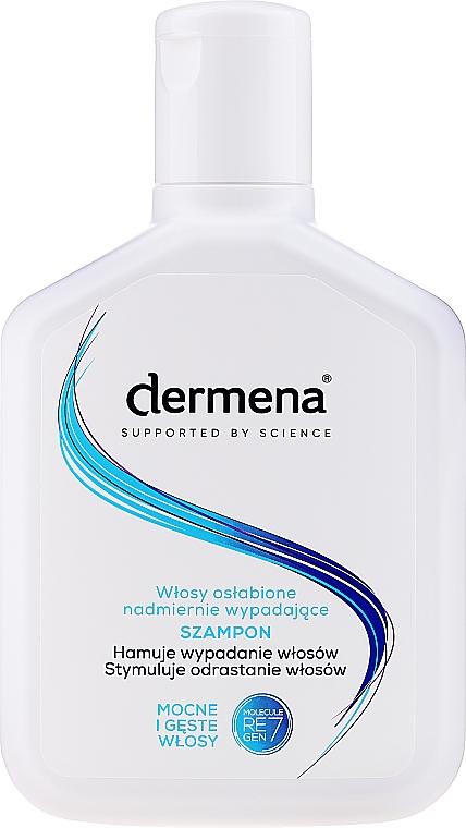 Champú con extracto de nogal y niacinamidas - Dermena Hair Care Shampoo
