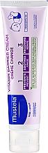 Perfumería y cosmética Crema bálsamo protectora de pañal hipoalergénica para bebés con vitamina B5 y F - Mustela Bebe Vitamin Barrier Cream
