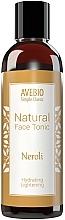 Perfumería y cosmética Tónico facial natural con aceite de flores de naranjo - Avebio Natural Face Tonic Neroli