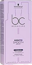 Perfumería y cosmética Kit para el cuidado del cabello - Schwarzkopf Professional Keratin Smooth Perfect Duo Layering