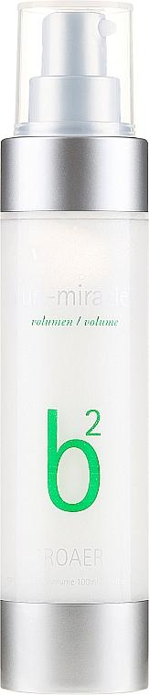 Producto de peinado de fijación flexible y natural - Broaer B2 Curl Miracle Volume — imagen N1