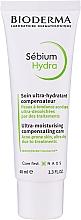 Perfumería y cosmética Crema facial hidratante con glicerina y ceramidas - Bioderma Sebium Hydra Moisturising Cream