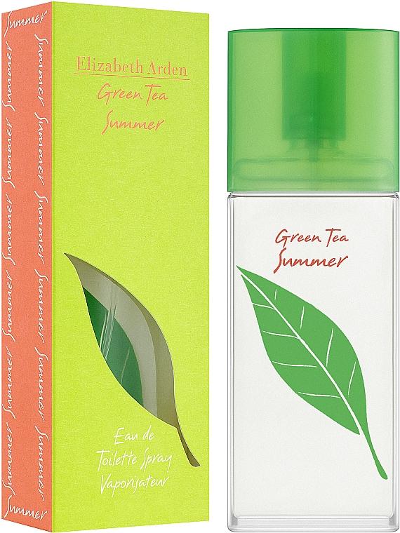 Elizabeth Arden Green Tea Summer - Eau de toilette — imagen N1
