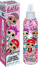 Perfumería y cosmética Air-Val International Lol Surprise - Spray corporal de perfume refrescante