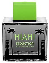 Perfumería y cosmética Antonio Banderas Miami Seduction in Black - Eau de toilette