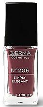 Perfumería y cosmética Esmalte de uñas - Daerma Cosmetics Nail Lacquer