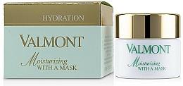 Perfumería y cosmética Mascarilla facial hidraatante con rosa mosqueta y manteca de karité - Valmont Moisturizing With A Mask