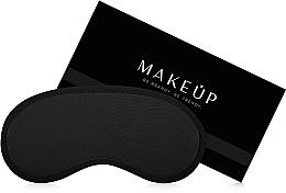 Perfumería y cosmética Antifaz para dormir, negro, Clásico - MakeUp