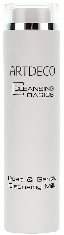 Leche limpiadora a base de nenúfares blancos y aloe vera - Deep and Gentle Cleansing Milk — imagen N1
