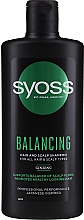 Perfumería y cosmética Champú con extracto de ginseng - Syoss Balancing Ginseng Shampoo