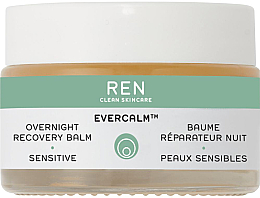 Perfumería y cosmética Bálsamo facial reparador con aceite de almendras - Ren Evercalm