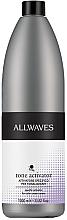 Perfumería y cosmética Activador de tono, bajo contenido de amoníaco - Allwaves Tone Activator