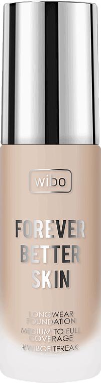 Base de maquillaje de duración larga - Wibo Forever Better Skin