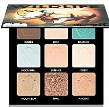 Perfumería y cosmética Paleta de sombras de ojos - Barry M Cosmetics Wildlife Eyeshadow Palette Rhino