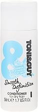 Perfumería y cosmética Acondicionador con ácido láctico - Toni & Guy Smooth Definition Conditioner for Dry Hair