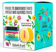 Perfumería y cosmética Nuggela & Sule - Set de cabello (mascarilla/250ml + cepillo desenredante/1ud.)
