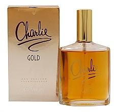 Perfumería y cosmética Revlon Charlie Gold - Agua fresca
