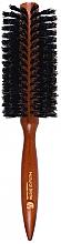 Perfumería y cosmética Cepillo térmico de pelo, 498952, 50mm - Inter-Vion Natural Wood