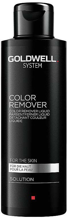 Removedor de manchas de tinte - Goldwell System Color Remover Skin