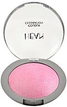 Perfumería y cosmética Colorete facial compacto cocido - Hean Baked Rouge Colour Celebration