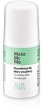 Perfumería y cosmética Desodorante roll-on con extracto de aloe vera, romero y lavanda - Make Me Bio Deo Natural Roll-on