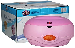 Perfumería y cosmética Calentador de cera de parafina profesional RE 00001, rosa - Ronney Profesional Paraffin Wax Heater