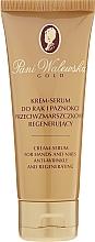Perfumería y cosmética Crema regeneradora para manos y uñas con glicerina - Pani Walewska Gold Hand and Nail Cream-Concentrate