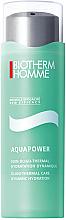 Perfumería y cosmética Gel facial hidratante con aminoácidos, vitaminas y oligoelementos - Biotherm Homme Aquapower Oligo-Thermal Care Dynamic Hydration